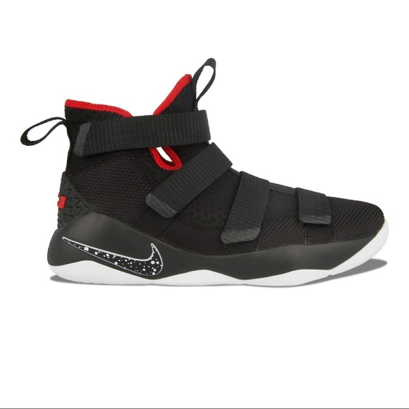 on sale 61927 41ba0 Nike LeBron Soldier XI Boys  Grade School. M 5b75a26ad6716ad2bcbec6ab